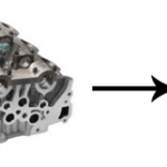 Integrated exhaust manifold